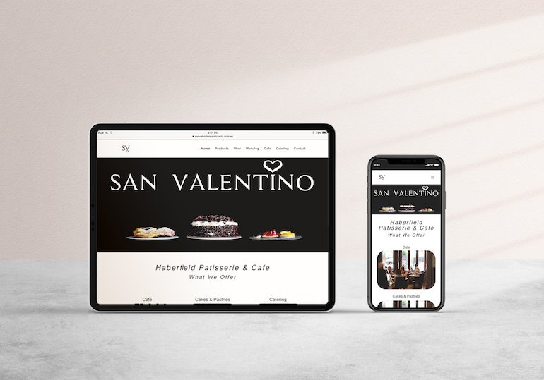 Website Design For Restaurant