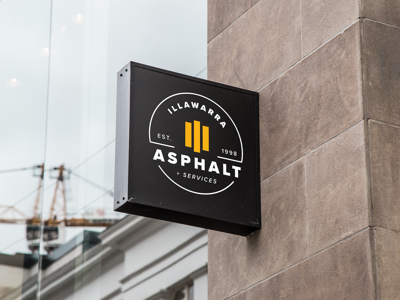 Branding for Asphalt Company