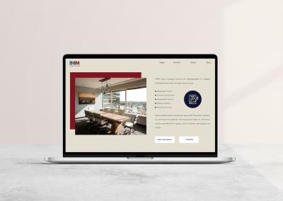 Web Design and Branding For Mortgage Broker
